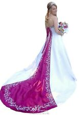 FairOnly Custom Made Wedding Dresses Bridal Gown Plus Size 6 8 10 12 14 16 18+++