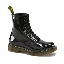 Dr. Martens 1460 - 11821011  Black Patent Womens Shoes