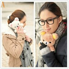 3D Cute Teddy Bear Cool Plush Toy Doll Cover Case For Samsung Phones