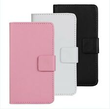 PU Leather Wallet Case Cover Protector F Sony Xperia SP experia LTE C5303 C5306
