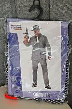 California Costume Gangster Men's Halloween Costume F5274