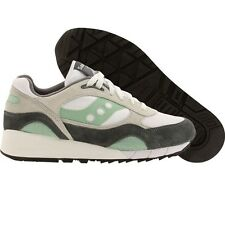 S70125-8 Saucony Men Shadow 6000 - Elite Injection Pack (white/grey/mint) *NEW*