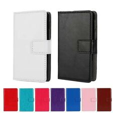 HOT NEW Glossy PU Leather Megnet Flip Stand Wallet Case Cover for LG L4 II E440