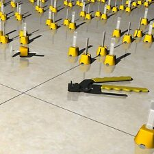 Tile leveling system- Construction Tools for spacer-flooring level-Lippage free