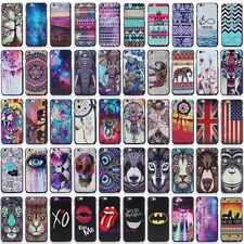 New Fahshion Patterns Back Skin Thin Cover Hard PC Case For iphone 6 Plus(5.5'')