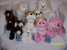 WEBKINZ-FULL SIZE-ASSORTED-CODE ONLY-NO STUFFED ANIMAL-CODE ONLY-FREE US SHIP