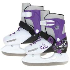 XQ MAX ADJUSTABLE GIRLS ICE SKATES ICE SKATING BOOTS SHOES PRO BLADES 3 SIZES