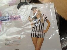 Sexy referee style costume org pice 49.99