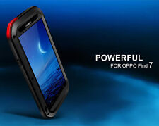 RainProof Dirtproof Shockproof Powerful Protection Case For OPPO Find 7