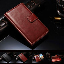 NEW Glossy PU Leather Flip Wallet Stand Case Cover for LG Optimus L7 P700 P705