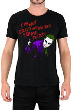 im not crazy my mother had me tested sheldon joker big bang theory