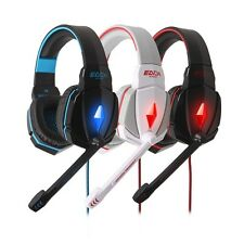 EACH G4000 Stereo 3.5mm Gaming Headphone Headset Headband With Mic for PC Games