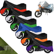 XXL Motorcycle Cover For Honda Goldwing GL1800 1500 1200 265*105*125cm