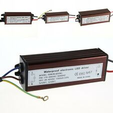 10W/20W/30W/50W Voltage Transformer Ceiling Waterproof Electronic LED Driver