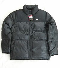 NEW NIKE OWN MENS REVERSIBLE BLACK  DOWN FILL JACKET  BNWT