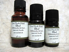 Sore Muscle Relief Blend Essential Oil Comparable to Young Livings PanAway