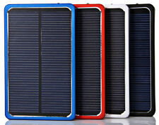 4000mAh Solar Power Battery for iPhone/iPad/iPod Android Mobile Phone Charger