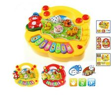 Cute Baby Music Musical Developmental Animal Farm Piano Sound Educational Toy