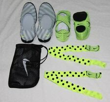 Nike Women's Studio Wrap Pack (Volt/Black-Anthracite) - NIB