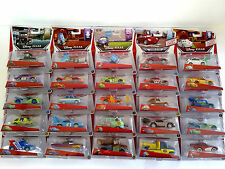 DISNEY CARS DIECAST SINGLES PACKS- LOTS TO CHOOSE FROM + POSTAGE COMBINED
