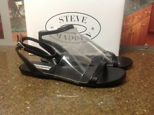Steve Madden Womens OCCUPY Black Choose Your Size New In Box