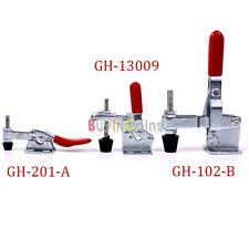 201A 102B GH13009 Holding Capacity Metal Horizontal Quick Hand Tool Toggle Clamp