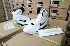 Nike Air Command Force white men can't jump volt david robinson 88 flight 96 lot