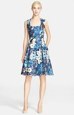 2014 New AUTH $398.00 Kate Spade New York Autumn Floral Print Fit &Flare Dress