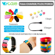 WoCase Fitbit FLEX or FORCE CHARGE Wristband Band Fastener/Holder/Clasps/Cable
