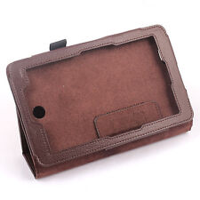 """Folio PU Leather Case Stand Cover Skin For ASUS FonePad ME371mg ME371 7"""""""