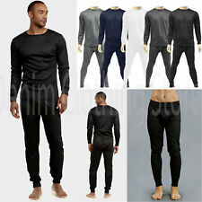 Knocker Mens Lot 2PC Thermal Underwear Set Top Bottom Long John Waffle New Pants