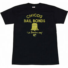 Bad News Bears Chico's Bail Bonds T-Shirt New