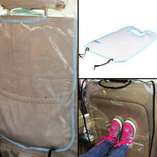 Car Auto Seat Back Cover Protect back of the seats Simply Install For Baby Y5RG