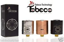NEW Tobeco Plume Veil Athertech Clone RDA RBA Rebuildable Authorized Distributor