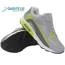MENS LACE UP RUNNING GYM JOGGING BOYS TRAINERS CASUAL WALKING SHOES BOOTS 6-12
