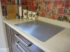 Stainless Steel Worktop Protector/Chopping Board 3 Sizes,Message for other sizes