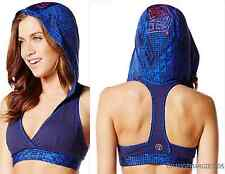 "ZUMBA FITNESS ""Oh My Hoodness"" Racerback Geo Sports V-Bra Hip-Hop,Yoga too~S M L"