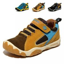Child Sport Shoes Boys Girls Kids Sneakers Children's Running Leather Shoes T114
