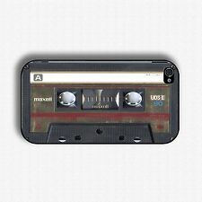 Vintage Cassette Tape Iphone 4/5/5c/6 Samsung Galaxy S 3/4/5 Mini HTC ONE X M 7