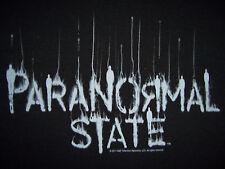 Paranormal State TV Show Logo Womans T-Shirt (S-XL) Syfy / Sci-Fi