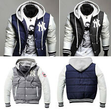 Perfect Tracksuit Men Clothes Hoodies Fastener Cardigan Gym Hooded Jacket Coats