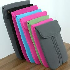 """Waterproof 11"""" 13"""" 14"""" 15"""" Soft Foam Sleeve Pouch Bag Cover for PC Tablet Laptop"""