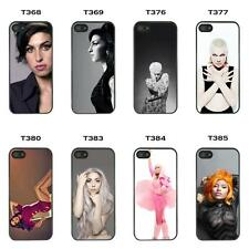 Female Singers Case Cover for Mobile Phone iPod and iPad Etc