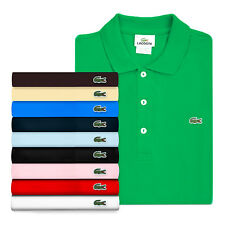 BRAND NEW 100% Authentic Lacoste Men's Short Sleeve Stretch Pique Polo