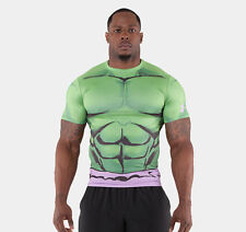 ** INCREDIBLE HULK ** Under Armour Men's Alter Ego Compression Shirt **NWT**