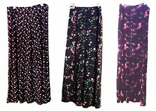 "Sz M, L - Briggs NY Full Length Skirts w/18.5"" Slit in front"