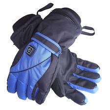 Battery heated gloves Electric Glove 3 temp.setting (Recharged Battery Included)
