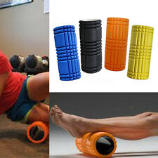 EVA Yoga 13 Inches Foam Roller for Gym Pilates Physio Trigger Point UK 4 Colors