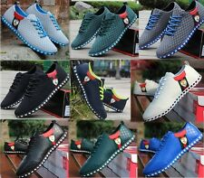 New Men's Breathable Recreational Shoes Fashion Sneakers LACE-UPS Casual Shoes