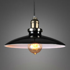 Vintage Lamp Modern Light Pendant Kitchen Retro Ceiling Edison Bulb Chandelier